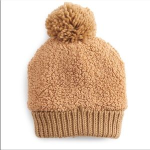 Sonoma fuzzy Sherpa winter hat for women